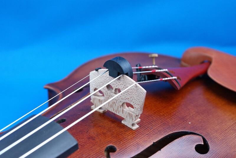 画像1: ビオラミュート・トルテ Viola mute tourte double holes