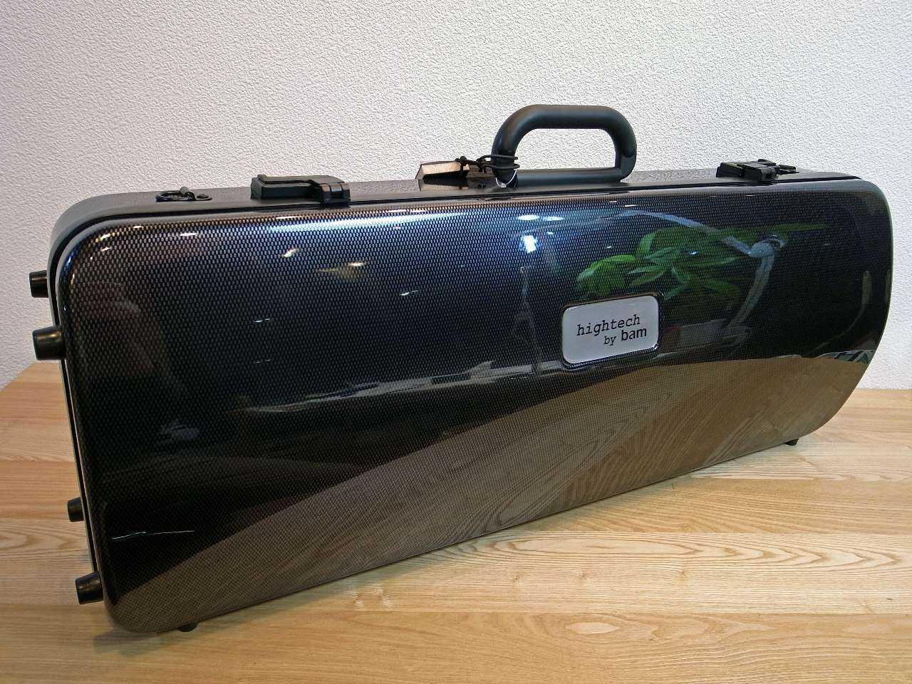 画像1: BAM ハイテック・ビオラケース(カーボンブラック)2.4Kg BAM Hightech Viola case 2201XLC / Carbon Black