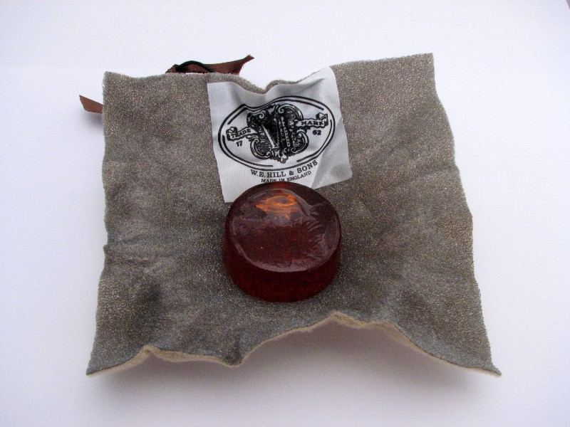 画像1: ヒル・ライト松脂/バイオリン・ビオラ・チェロ Hill Light Rosin
