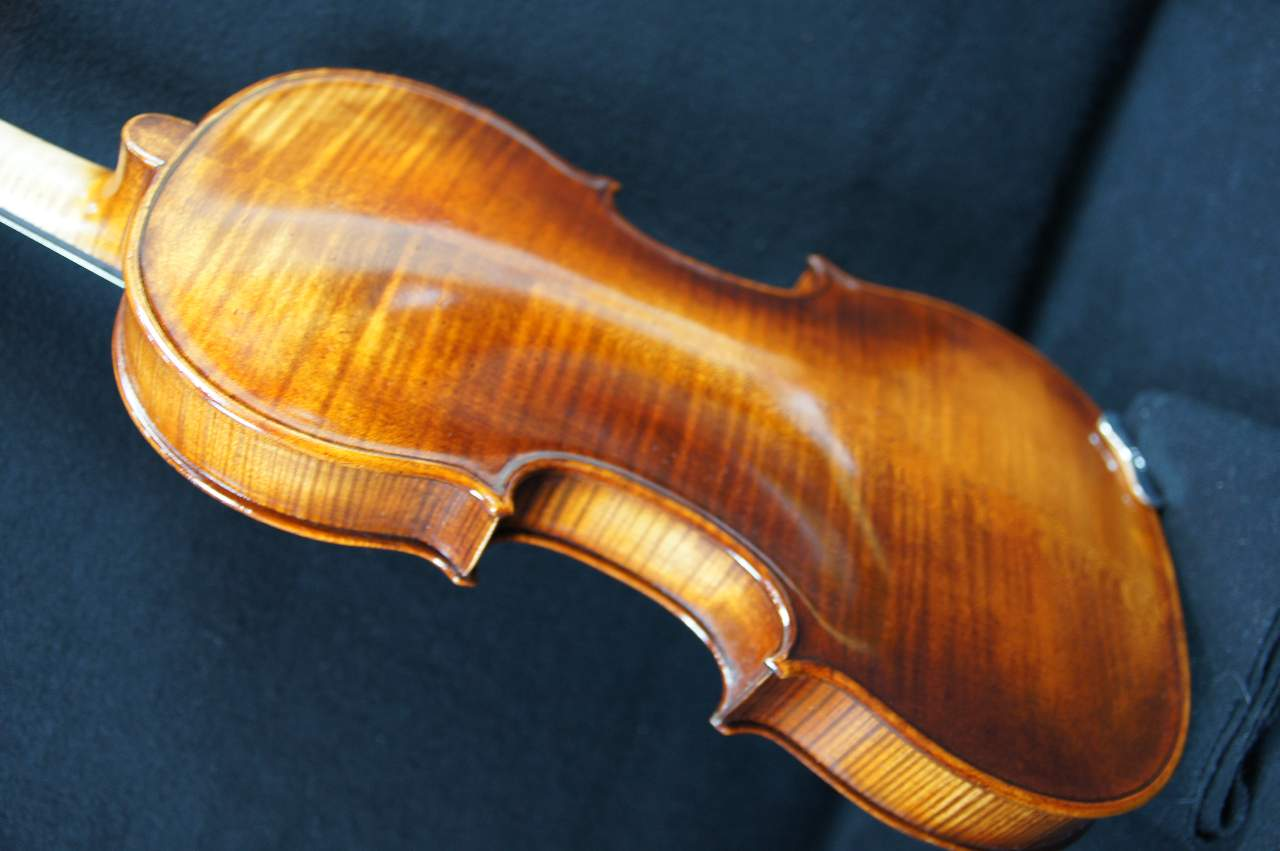 画像1: ゲッツ工房 #112 ドイツ製 C.A.Gotz jr Violin Germany